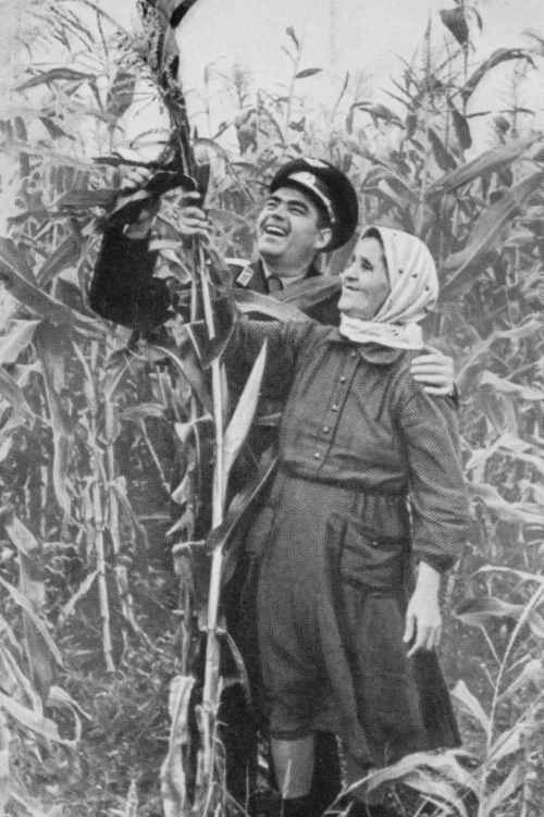 Bei den Komsomolzen