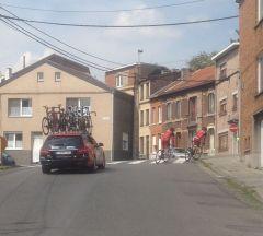 Einfahrt St Nicolas
