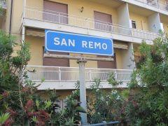 Alter Bahnhof Sanremo