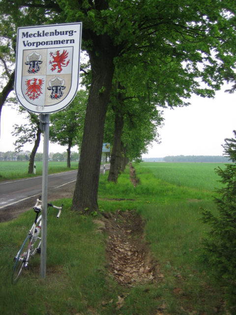 Mecklenburger Wappen a la ESK