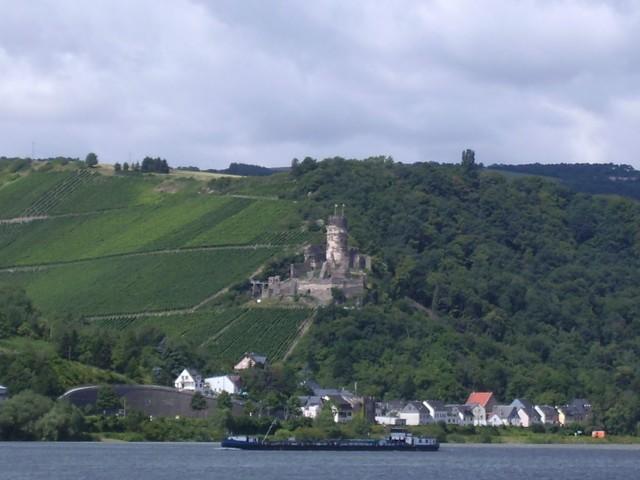 Rheinfähre Lorch-Niederheimbach