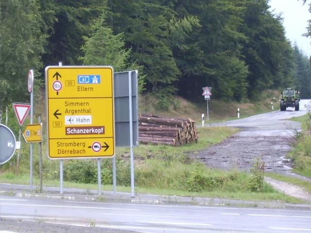Soonwald - Holzrücker