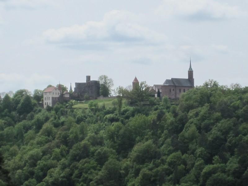 Blick von der Mannheimer Hütte