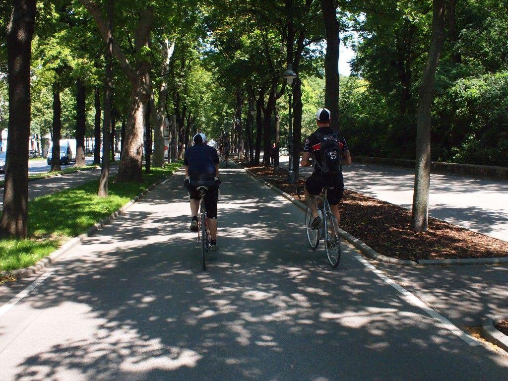 Ringradweg Wien
